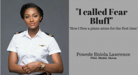 I Called Fear Bluff – Powede Eniola Lawrence