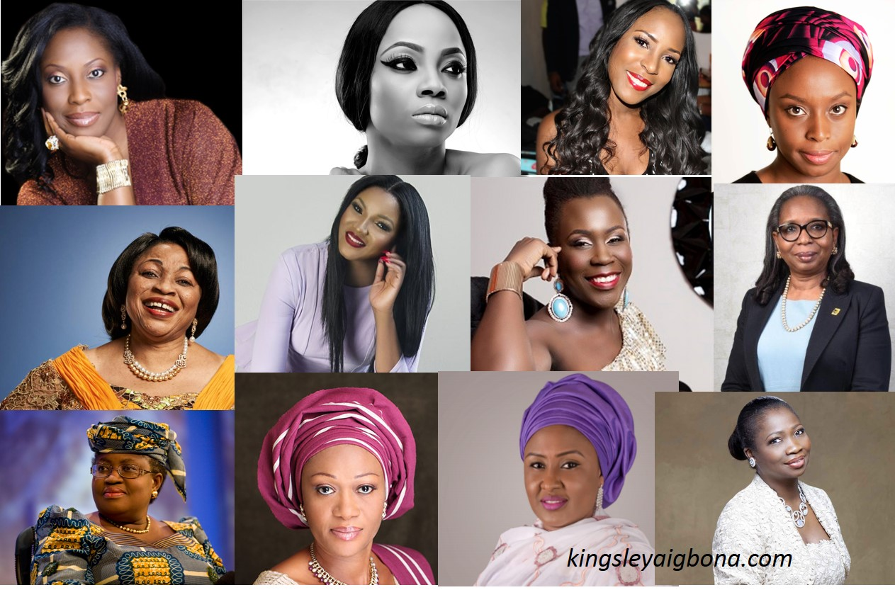Nigerian Women: 5 I want to be Friends With