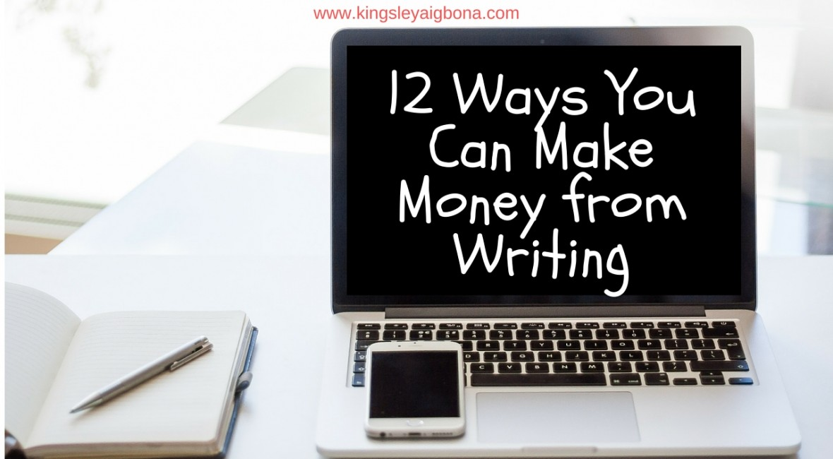 Make Money from Writing