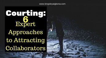 Courting - 6 Expert Approaches to Attracting Collaborators