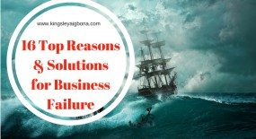 Business Failure: 16 Top Reasons & Solutions