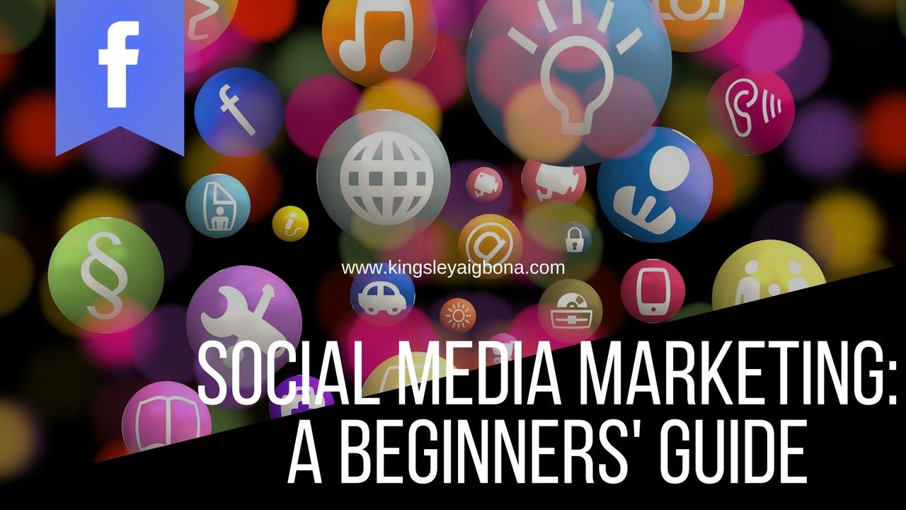 Social Media Marketing: A Beginner to Guru Guide