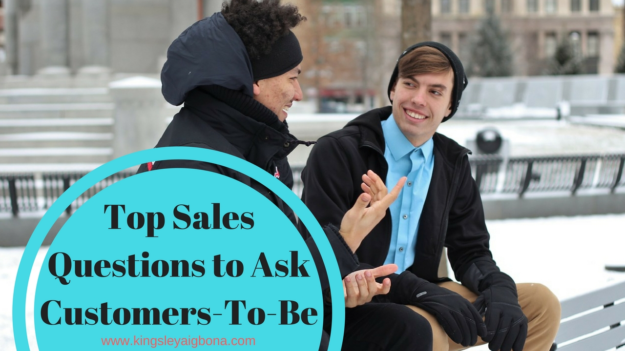 top 20 sales questions to ask customers