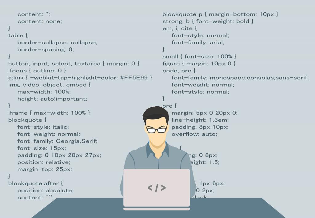 blogging - online reputation management