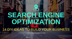 Search Engine Optimization (SEO): 14 DIY Ideas to Build Your Business