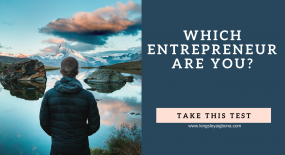 Entrepreneur: What Kind Are You? Take this Test