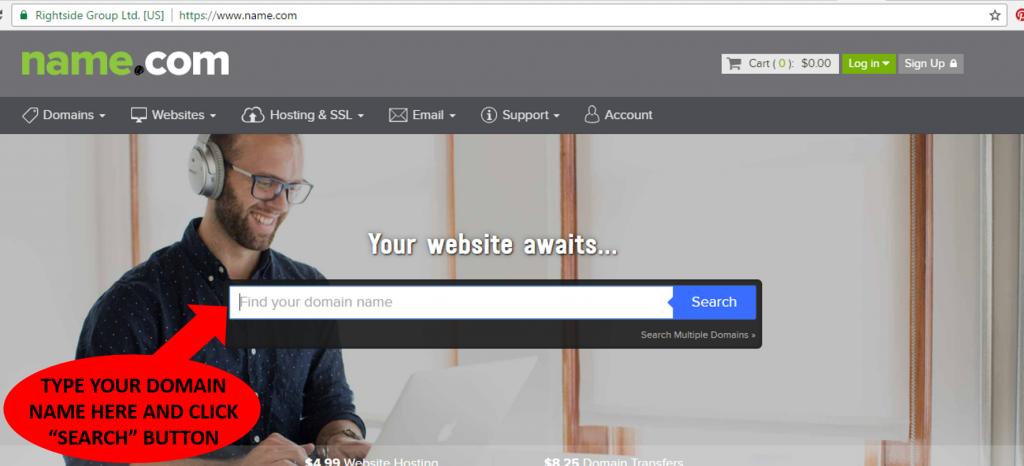 design your own wordpress blog or website kingsleyaigbona.com