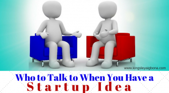 Who to Talk to When You Have Startup Idea