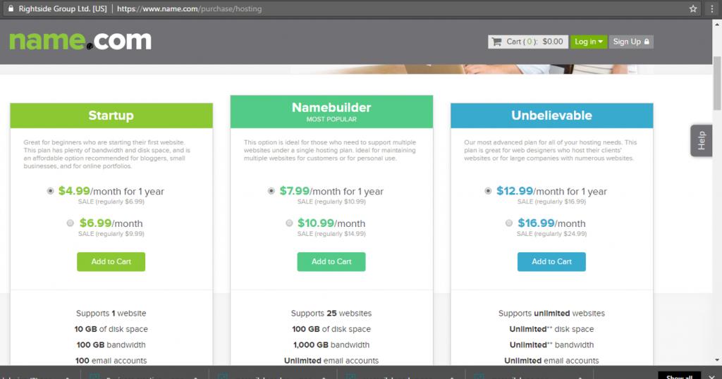 WordPress website, blog design