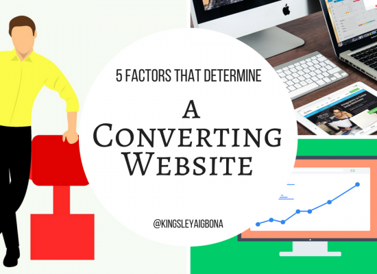 converting website