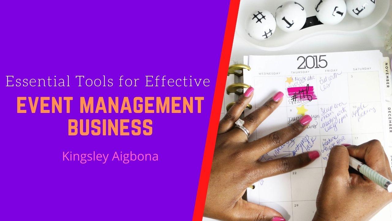 event management tools
